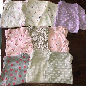 Baby Gap onesie Bundle